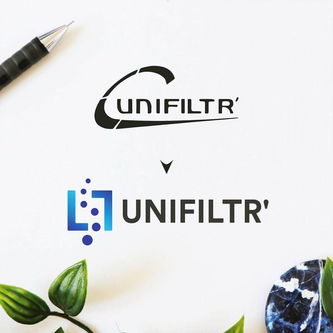 Unifiltr' Rebranding