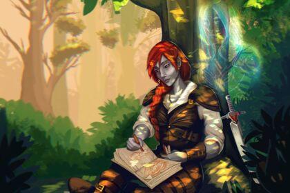 Illustration fantasy