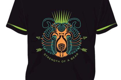 T-shirt Bear 1