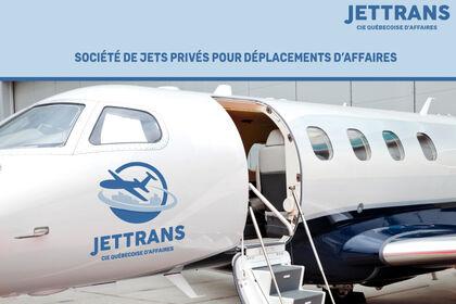 Création de logo pour une Cie de jets privés