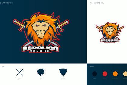 Logotype - Lion