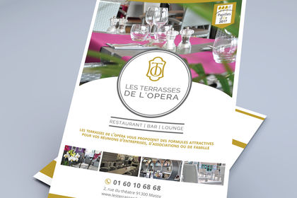 Les Terrasses de l'opéra