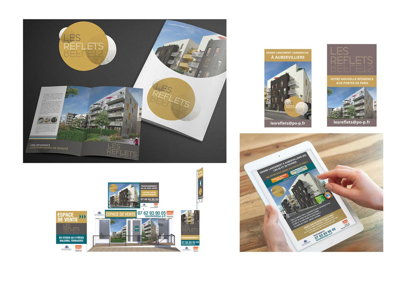 Communication Lancement Immobilier