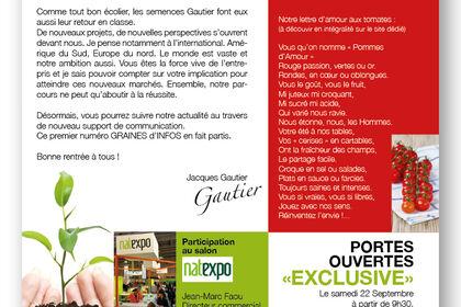 Journal Interne Gautier