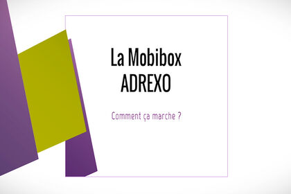 VIDEO MOTION DESIGN - ADREXO BADGEUSE - 1
