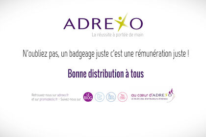 VIDEO MOTION DESIGN - ADREXO BADGEUSE - 3