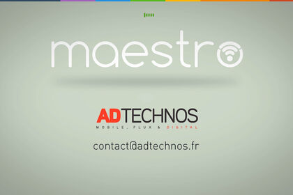 VIDEO MOTION DESIGN - MAESTRO - 3