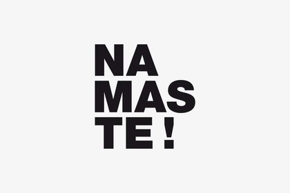 Namaste !