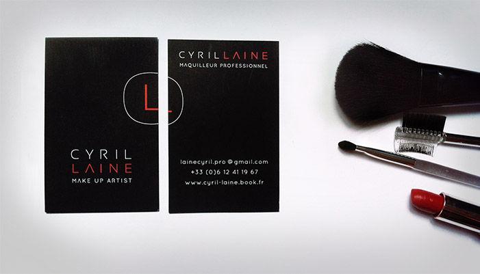 Cyril Laine, make up artist