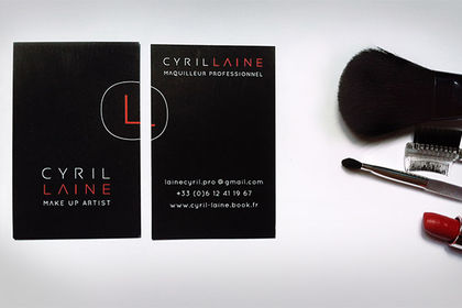 Cyril Laine, make up artist
