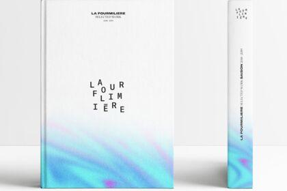 1ère de couverture - La Fourmilière