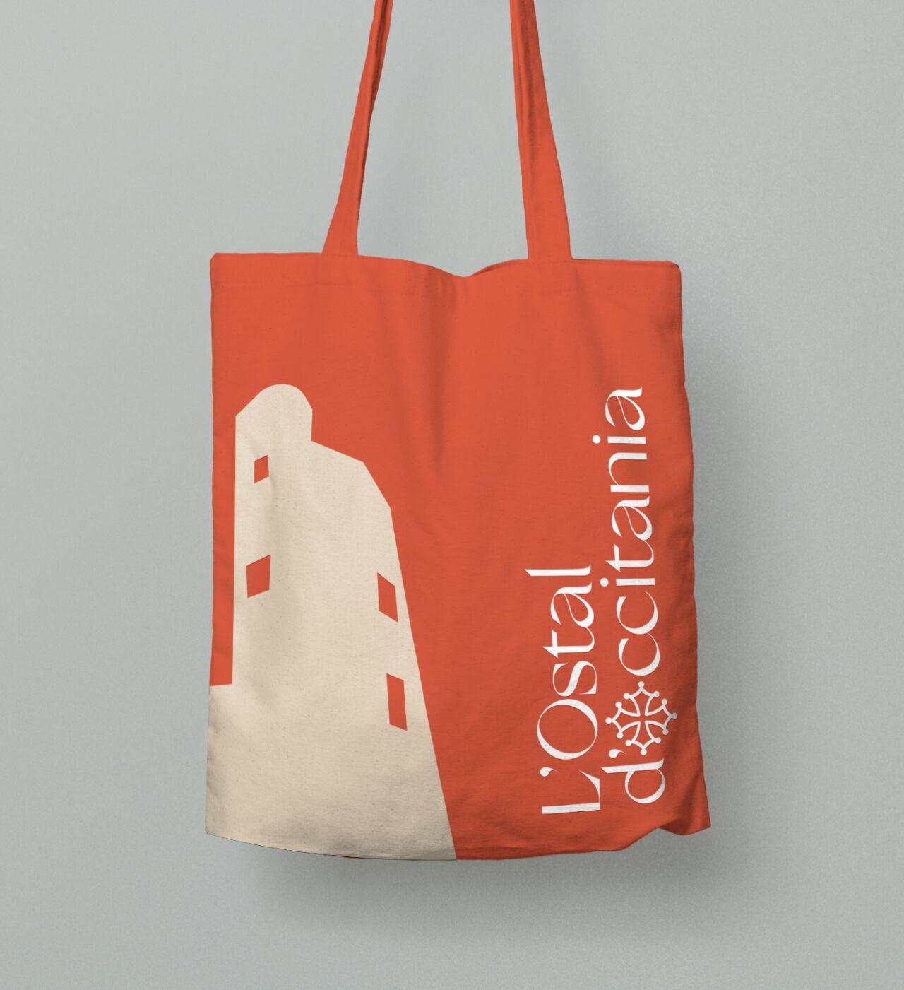 Branding - Tot bag - Ostal occitania
