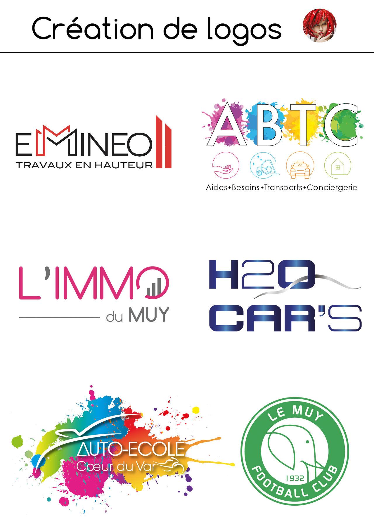 Création de logos