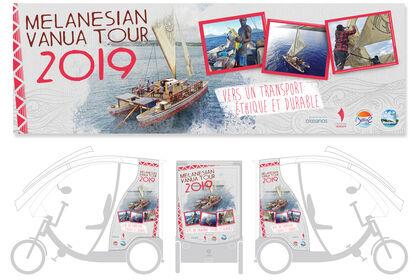 Melanesian Vanua Tour - Campagne 2019
