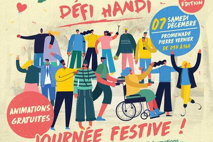 Journée internationale du handicap 2019