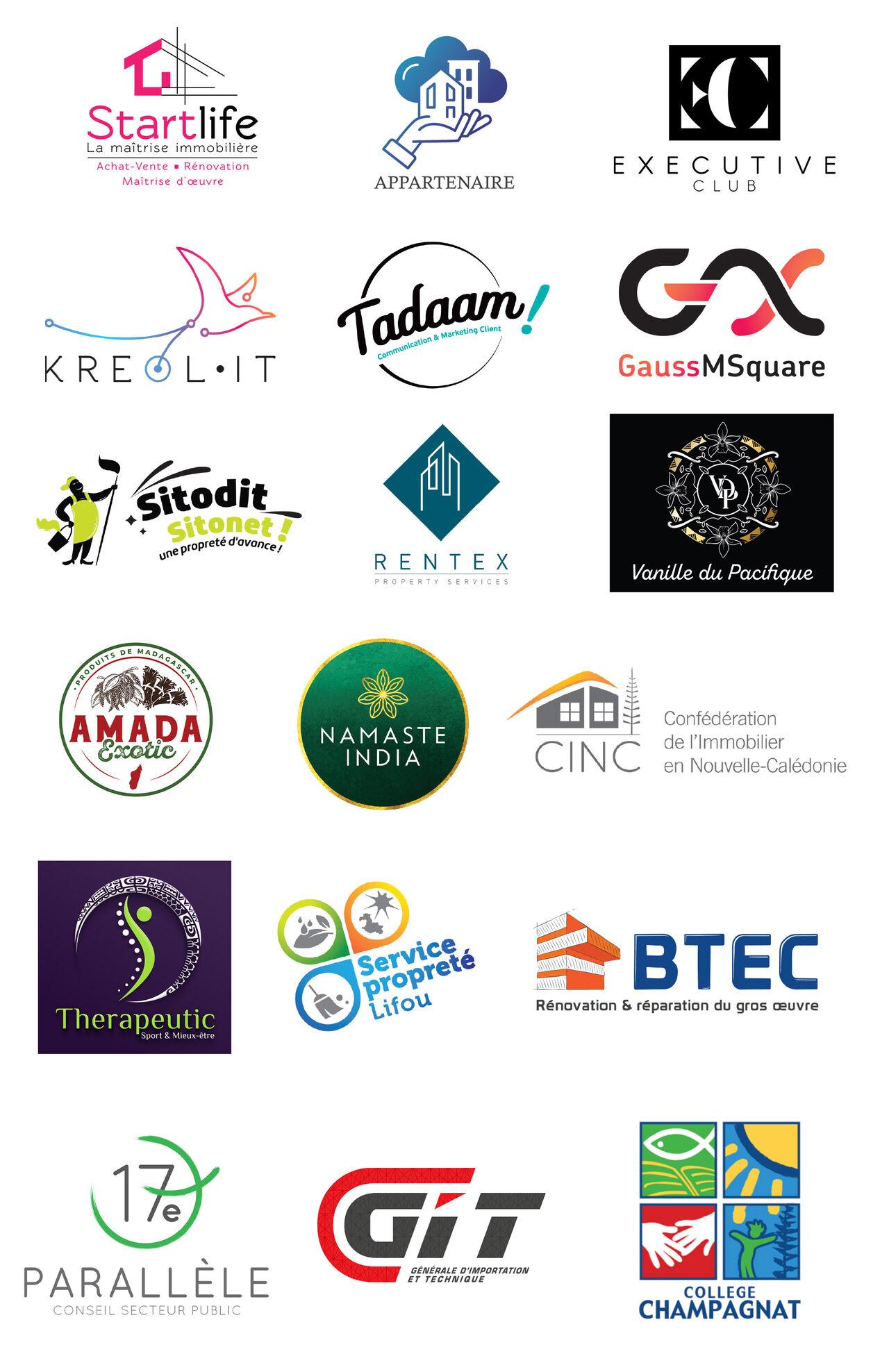 Quelques logos