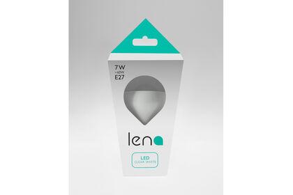 Identité visuelle - Ampoules Lena
