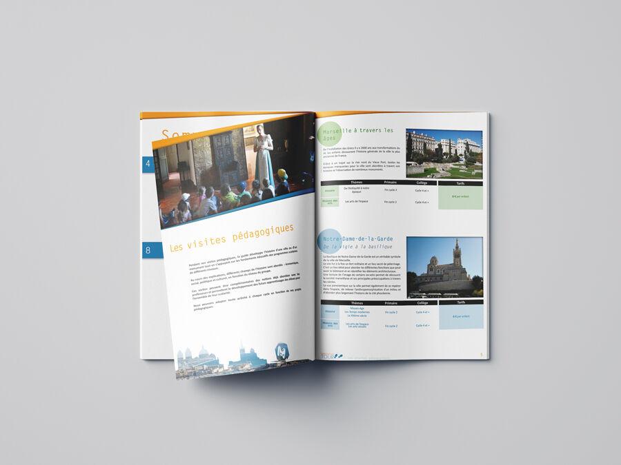 Lauriginal Tour - Design de catalogue