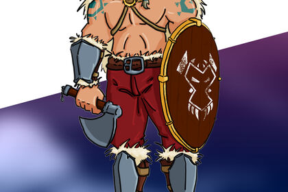 Viking - Illustration