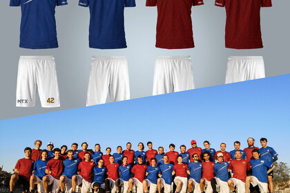 Design de maillots sportifs