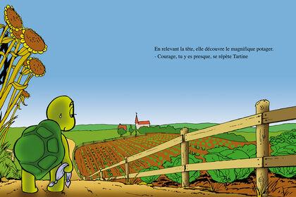 Illustration pour projet livre jeunesse