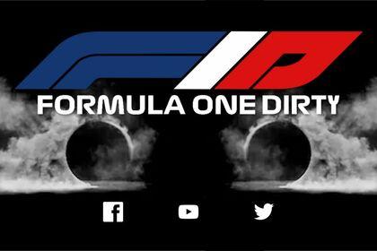 Bannière Twitter Formula One Dirty