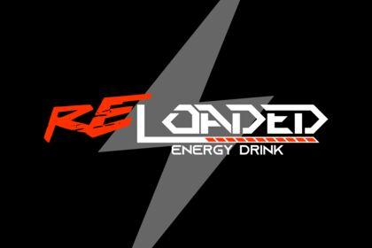 Logo pour boisson énergisante