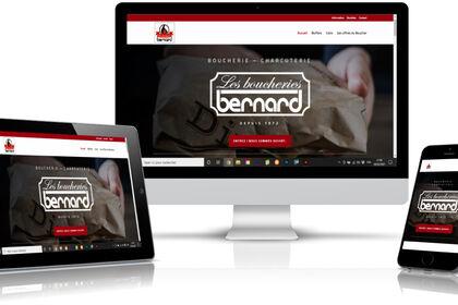 Site Boucheries Bernard