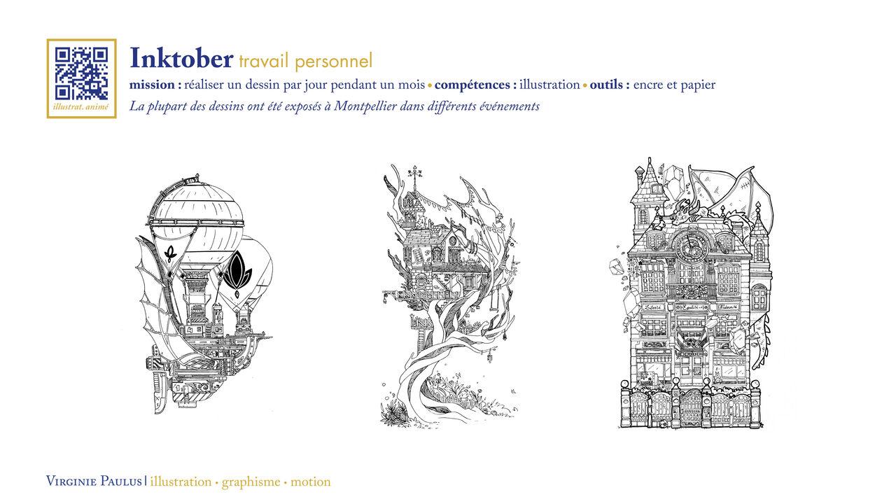 Travail personnel // illustration