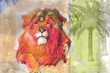Le lion,(2021)