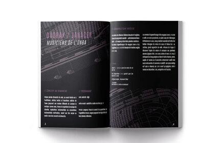 Brochure Opera de Bordeaux