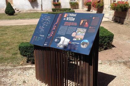Val de Saône —Signalétique patrimoniale