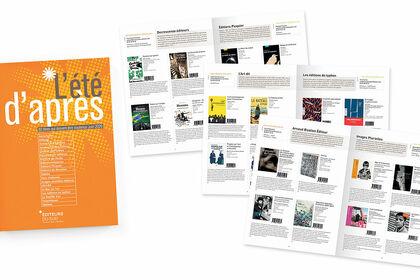 """Catalogue """"L'Été d'Après-2020"""" pour EDS"""