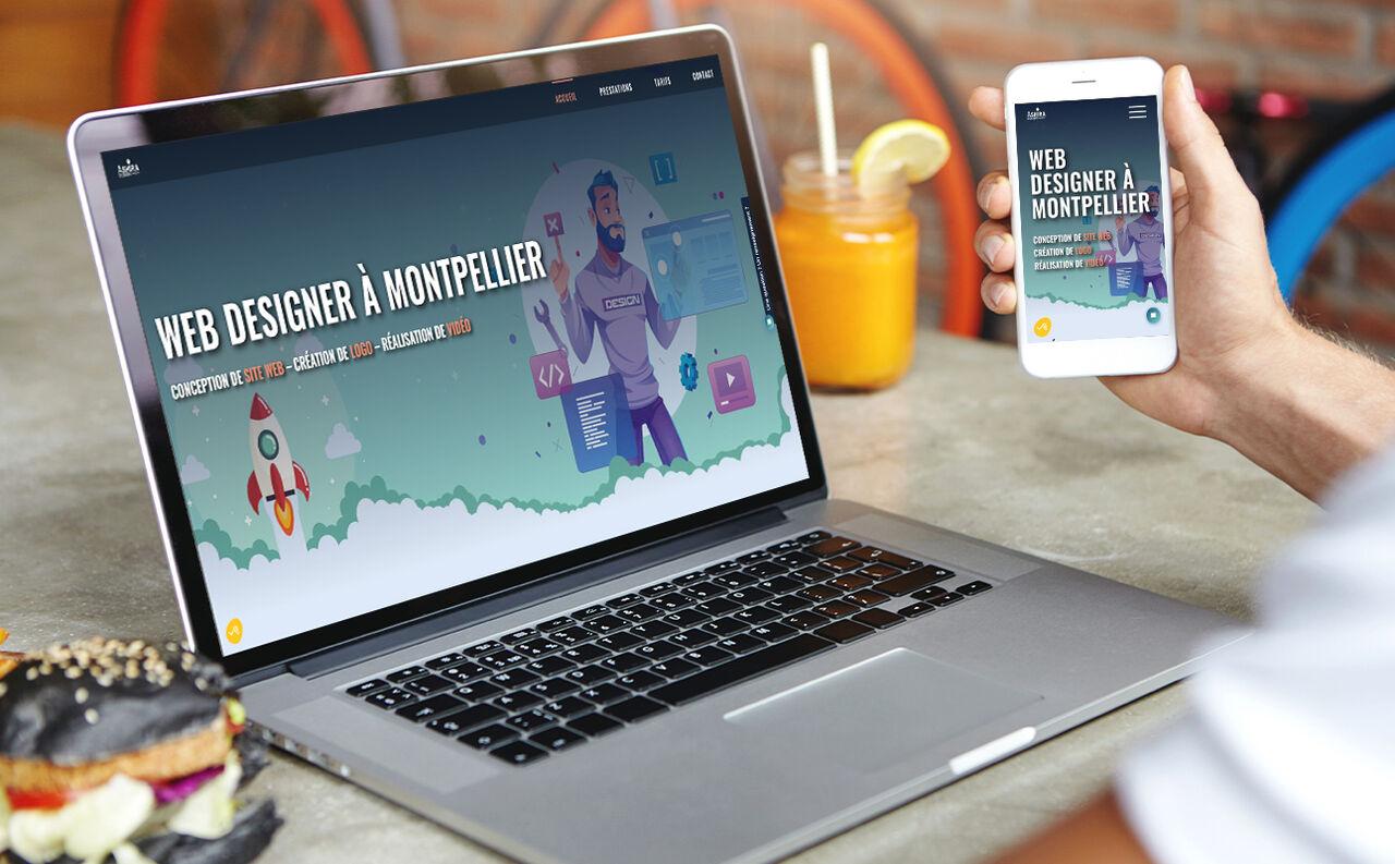 Ashira-design.fr | Mon site personnel