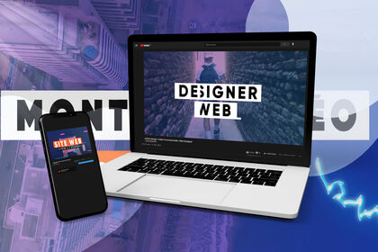 Web Designer | Vidéo promotionnelle