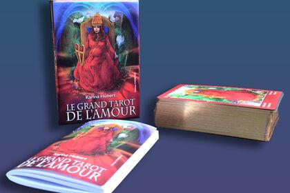 Le grand Tarot del' amour