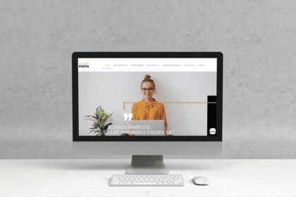 Site internet - La Sup' Prépa