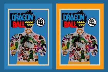 Illustration Dragon Ball