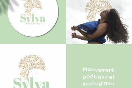 Logo - compagnie sylva