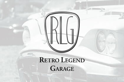 Retro legend garage