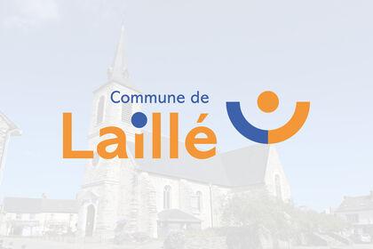 Laillé logo
