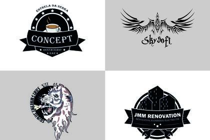 Exemples de logos.