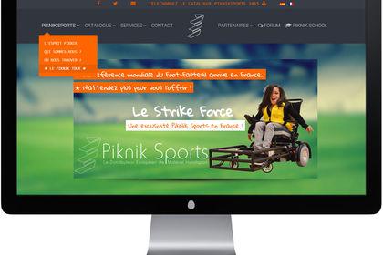 PikNik Sports - Vente de matériel Handisport (92)