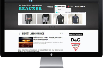 BEAUXER - Vente de sous-vêtements de marque (83)