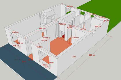 Plan maison individuelle
