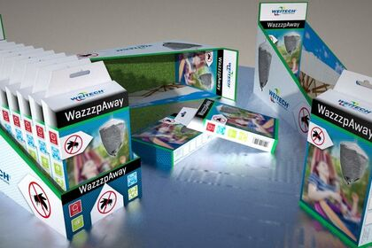 Maquettage packaging
