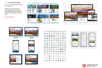 Séché Environnement - site web Séché au Chili