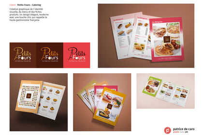 Petits-fours Catering