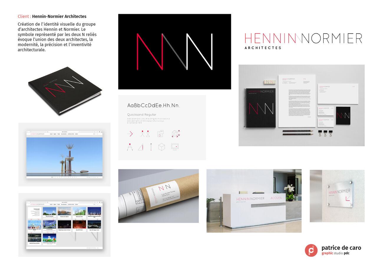 Hennin-Normier Architectes