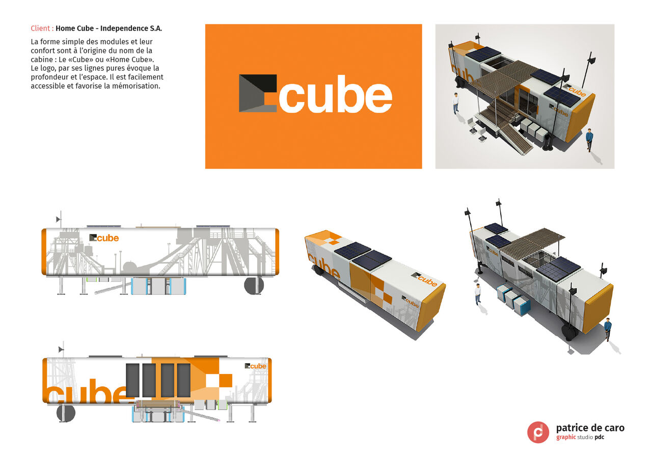 Home Cube - Independance S.A.